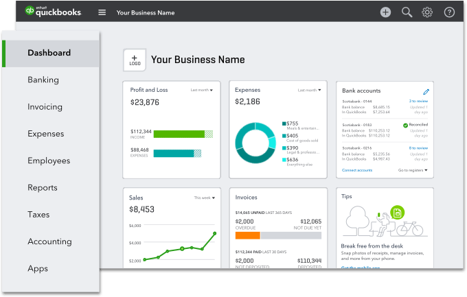 QuickBooks Interface